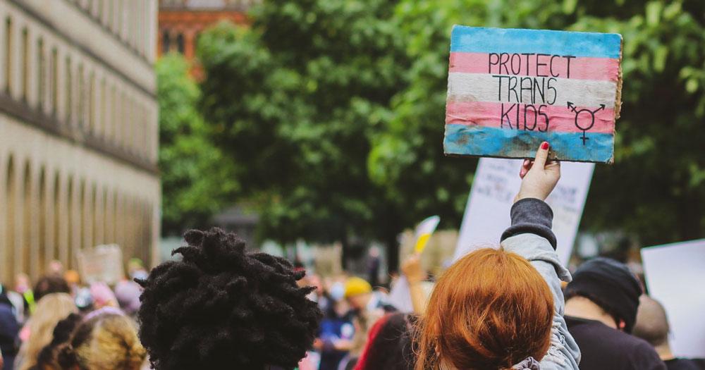 Protests for Transgender rights